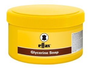 Effax Glycerine Soap - Cleans All Smooth Leather, Including Saddles & Tack - 300ml