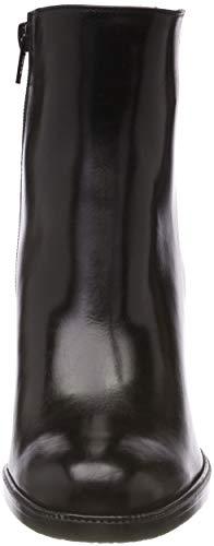 cuero Noir Chelsea Nero Maripé Boots Femme 24 19270 xpTqf4zB
