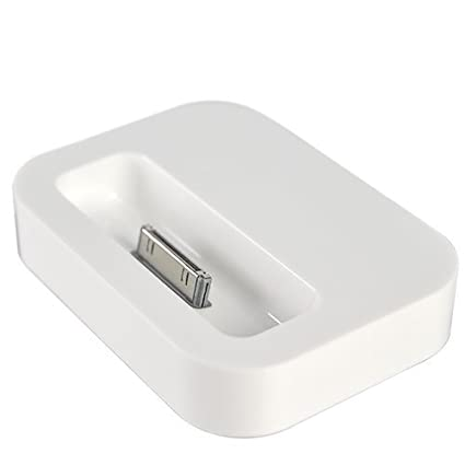 Amazon.com: iPhone 4 G Dock Cargador de computadora,, cuna ...