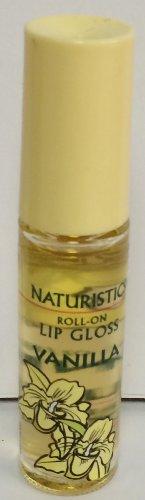 Naturistics Miss Kiss Roll-On Lip Gloss - Vanilla