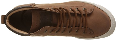 Pldm Di Palladium Ladies Graph Nbk High Sneaker Brown (cognac)