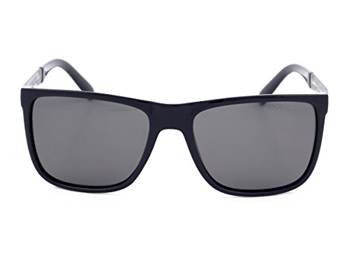 Grey sol hombre Negro para Wolf de Gafas M Negro vSn7Urv