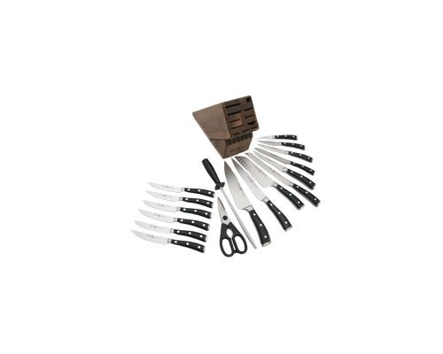 Wusthof Classic Ikon 18 Piece Knife Block Set
