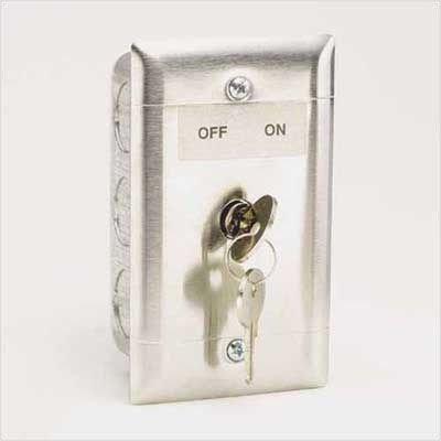 2RG1967 - Draper KS-1 Power Supply Key Switch