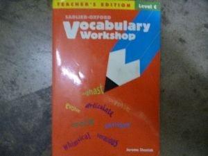 Vocabulary Workshop, Level C, Teacher's Edition