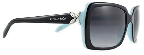 TIFFANY SUNGLASSES TIF 4047B BLACK 8055/3C - Polarized Tiffany Sunglasses