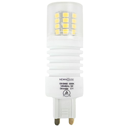 Newhouse Lighting G9 LED Bulb Halogen Replacement Lights,...
