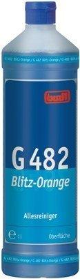 Buzil BLITZ ORANGE G482 Neutraler Allesreiniger mit frischem Orangenduft