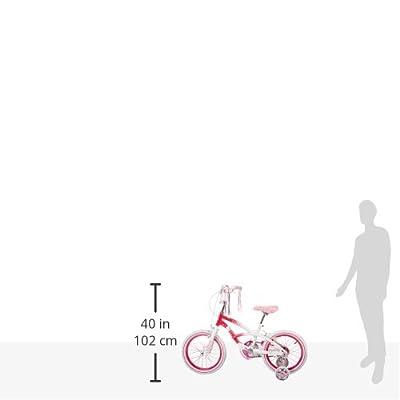 Hello Kitty Girl's Bike, Pink/White, 16-Inch
