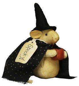 Mr Warlock Mouse - 5