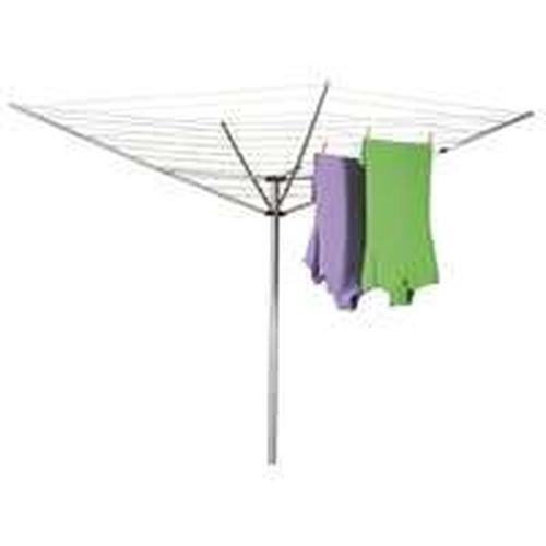 New Whitney 1600 Aluminum Umbrella Clothesline Clothes Dryer Large 165 (Whitney Design Clothesline)