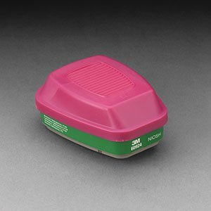 3M? Cartridge/Filter Ammonia/Methylamine/P100 - (4 Packs; 2/Pack) - R3-60924