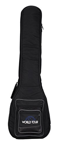 World Tour Deluxe 20mm Hofner Beatle Bass Gig (Deluxe Bass Bag)