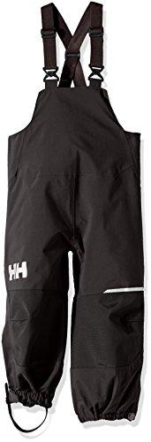 - Helly Hansen Juniors Shelter 2 Waterproof Breathable Bib Pants, Ebony, Size 9