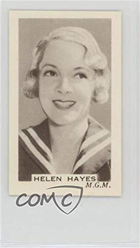 - Helen Hayes (Trading Card) 1936 Facchino's Cinema Stars - Food Issue [Base] #24