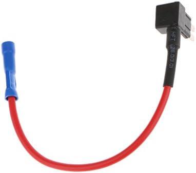 ユニバーサルマイクロ2追加A回路ヒューズTAPホルダー5A 7.5A 10A 15A 20A自動車用ヒューズトラック