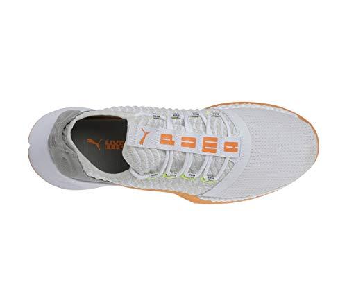 puma Xcelerator orange Daylight Pop Blanco De Gray fizzy 1 Adulto Deporte Unisex Puma Zapatillas vaporous White Yellow B8dwx8q