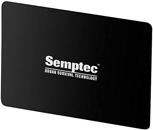 /& NFC-Blocker-Karten im Scheckkarten-Format Semptec Urban Survival Technology 4er-Set RFID