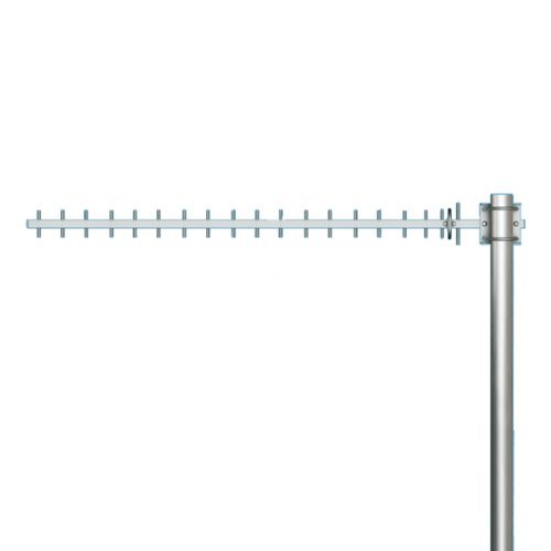 Tupavco TP513 Yagi WiFi Antenna 2.4GHz 17dBi Angle H:25° V:24 Outdoor Directional Wireless (Yagi Antenna Router)