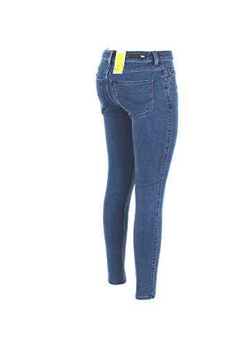 Jeans Lee L626habe Primavera Denim 2018 Donna 28 Estate rn6qrB