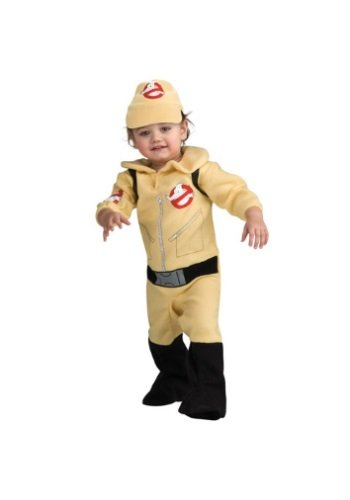Boys Ghostbuster Costumes (Ghostbusters Costume, Toddler Romper)