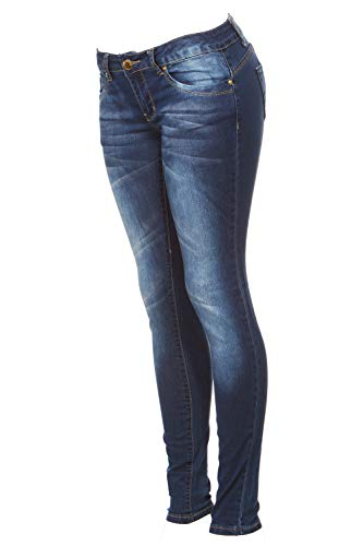 Cover Girl Women's Juniors Jeans Butt Lifting
