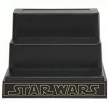 Star Wars Mini Lightsaber Trio Display Case