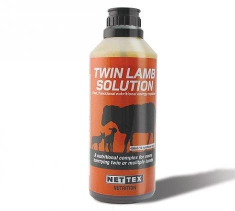 NETTEX Twin Lamb Solution - 450ml
