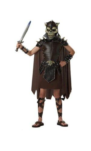 [Skulltar the Barbarian Child Costume - Medium] (Barbarian Child Costumes)