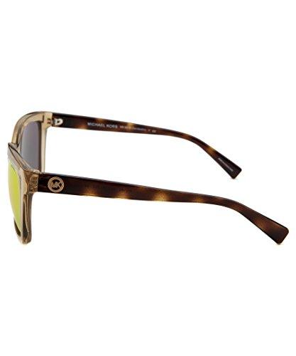 Michael Kors Women's Sandestin Sunglasses, Glossy Brown/Tortoise