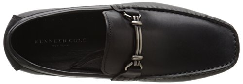 Kenneth Cole New York Hombre Just My Type Slip-on Loafer Negro