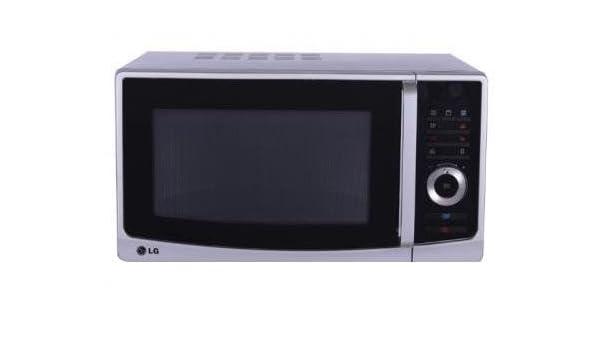 LG - Microondas Mh6539Dr, 25L, 850W, Grill Simultaneo, Blanco ...