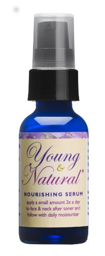 YOUNG & NATURAL ® питательный сыворотка
