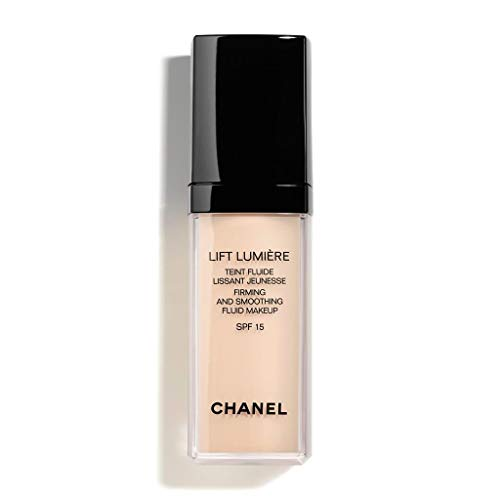 CHANEL. LIFT LUMIÈRE FIRMING AND SMOOTHING FLUID MAKEUP SPF15 30ml. # 20 - CLAIR - Lumiere Spf 15 Foundation