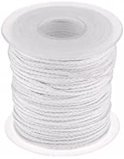 Candle Cotton Wick 200 inches Low Smoke Candle Wick Environmental Braid Candle Wick Core voor DIY Oil Lampen Kaars