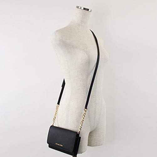 Michael Kors Jet Set Travel Multifunction Phone Crossbody Bag