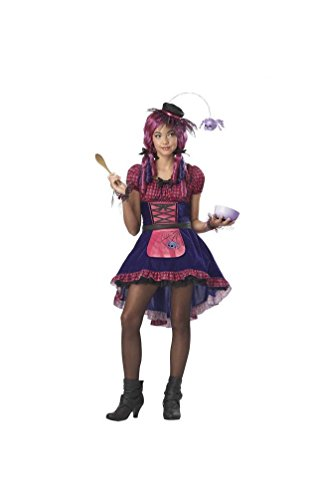 Along Came a Spider Teen Costume - (Cute Girly Costumes)