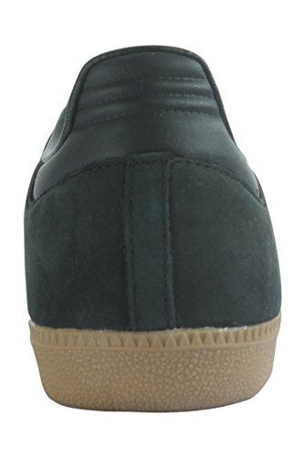 Adidas Samba Hombres In Core Negro / Negro / Oro Metálico