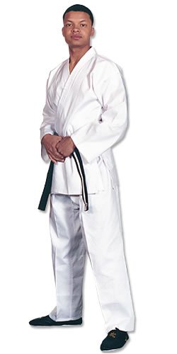 Karate dress wearing for the summer