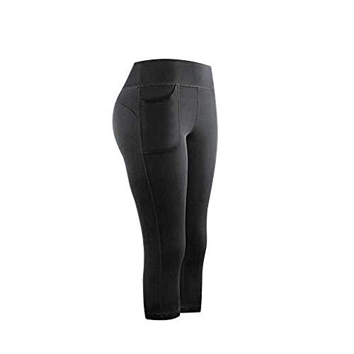 Women's Yoga Leggings, Litetao Yoga Pants High Waist 4 Way Stretch Pockets Workout Running Fitness Leggings