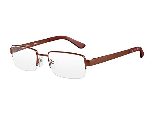 safilo-design-eyeglasses-sa-1012-04in-matte-brown-56mm