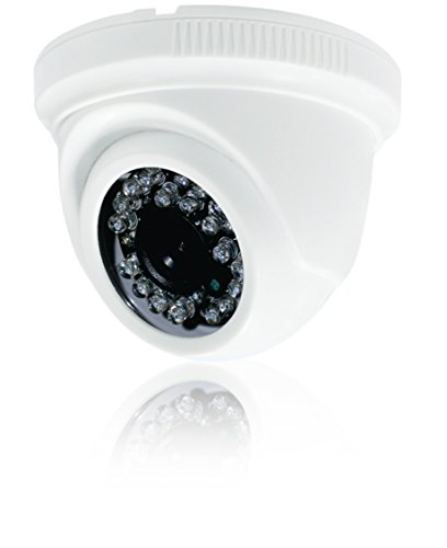 1.0MP 720P Indoor IP Dome Camera