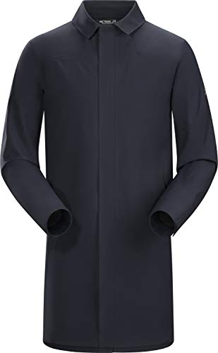 Arc'teryx Keppel Trench Coat Men's (Kingfisher, X-Large)