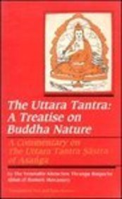 131 Ken - The Uttara Tantra: A Treatise on Buddha Nature (Bibliotheca Indo-Buddhica Series,  No 131)