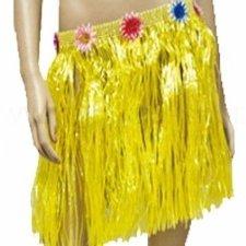 Falda Hawaiana Mini (Amarilla): Amazon.es: Juguetes y juegos