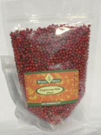 Whole Spice Peppercorns Pink, 1 Pound