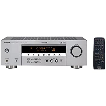 Yamaha HTR-5730SL 5.1-Channel A/V Surround Receiver (Silver) (