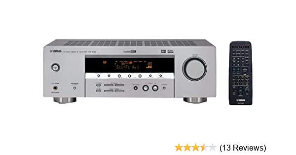 Amazon.com: Yamaha HTR-5730SL 5.1-Channel A/V Surround Receiver (Silver) (Discontinued by Manufacturer): Home Audio & Theater
