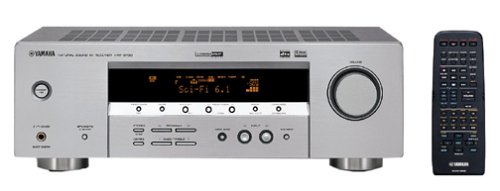 Yamaha HTR-5730SL 5.1-Channel A/V Surround Receiver (Silver) (Discontinued by Manufacturer)