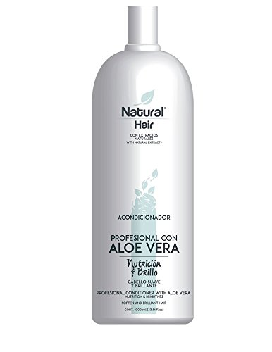 Conditioner With Aloe Vera & Natural Extracts Hydration and nutrition for all types of hair 32 Oz
